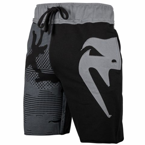 Venum Assault Trainingsshorts - Schwarz/Grau