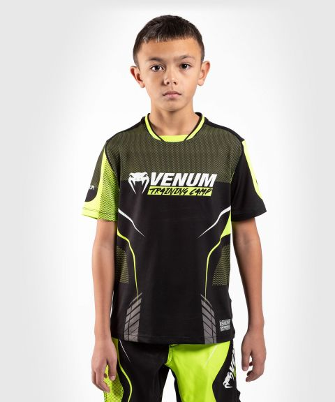 T-shirt Dry Tech Venum Training Camp 3.0 - pour enfants