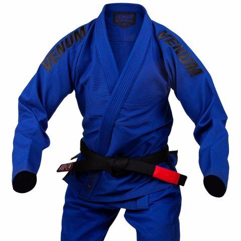 Kimono BJJ Venum Contender Evo - Azul Real