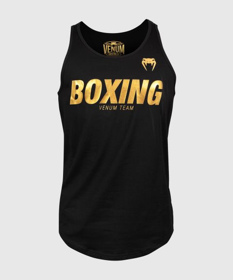 Venum Boxing VT Tank Top - Schwarz/Gold
