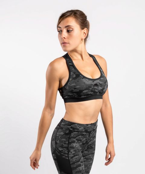 Venum Power 2.0 Sport Bra - For Women - Urban digital camo