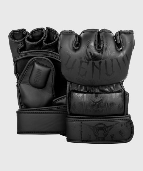 Venum Gladiator 3.0 MMA Gloves - Matte Black