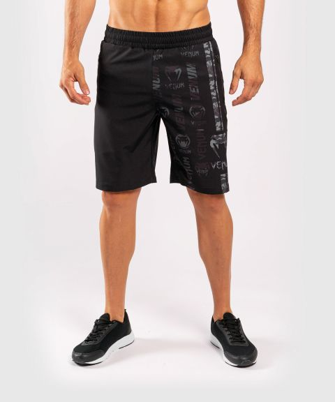 Venum Logos Training Shorts - Black/Urban Camo