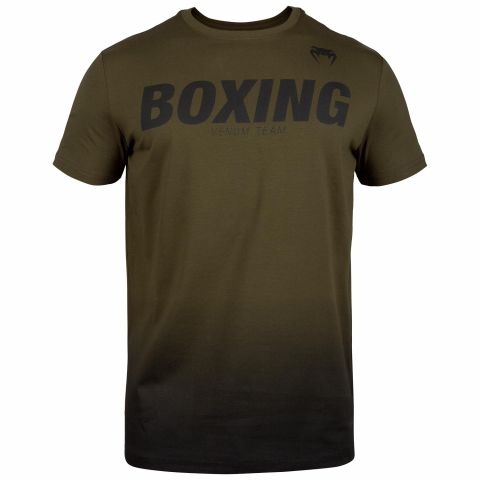 Venum Boxing VT T-shirt - Khaki/Black