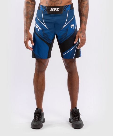 Fightshorts Uomo UFC Venum Authentic Fight Night - Vestibilità Lunga - Blu