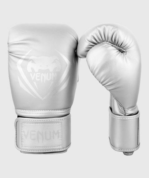 Guantes de Boxeo de Competición Venum - Gris/Gris