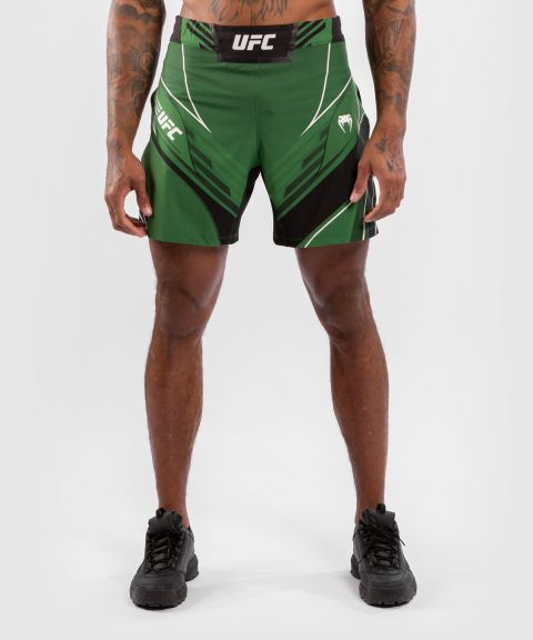 Fighshorts Gladiator Uomo UFC Venum Authentic Fight Night - Verde