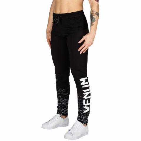 Pantalones de Chándal Venum Camoline - Negro/Blanco