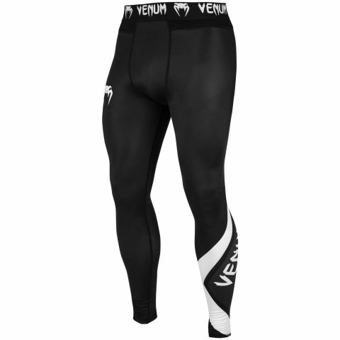 Venum Contender 4.0 Compresssion Tights - Black/Grey-White