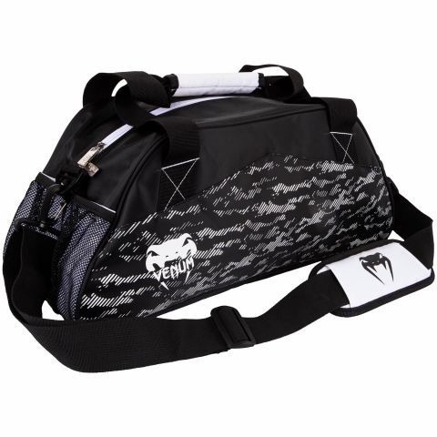 Venum Camoline Sports Bag - Black/White