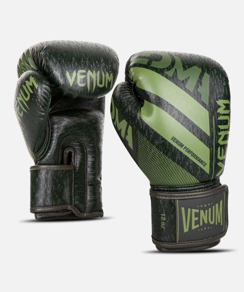 Venum Commando Boxing Gloves Loma Edition