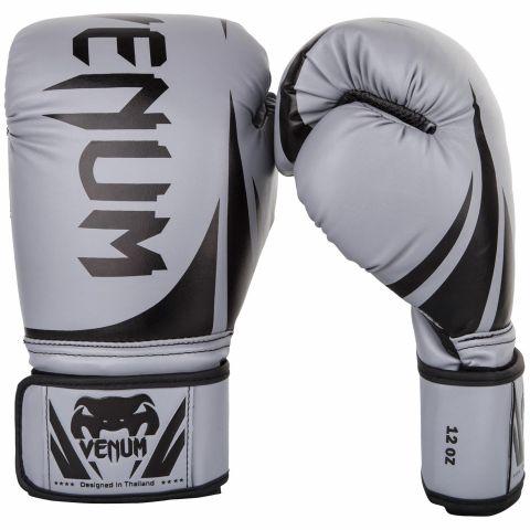 Guantes de Boxeo Venum Challenger 2.0 - Gris/Negro