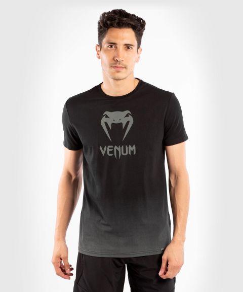 Venum Classic T-Shirt - Schwarz/Dunkelgrau