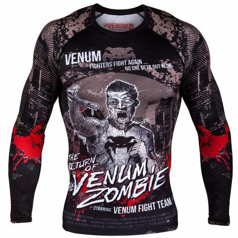 Venum Zombie Return Rashguard - Maniche lunghe - Nero