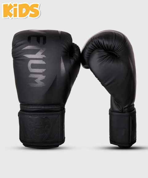 Venum Challenger 2.0 Kids Boxing Gloves - Black/Black