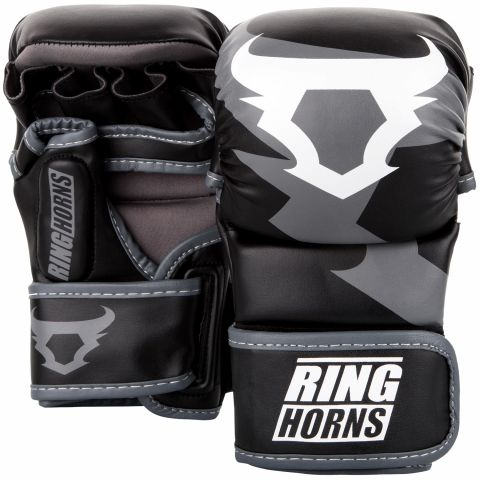 Gants de Sparring Ringhorns Charger - Noir