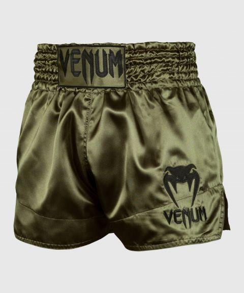 Short de Muay Thai Venum Classic - Kaki/Noir