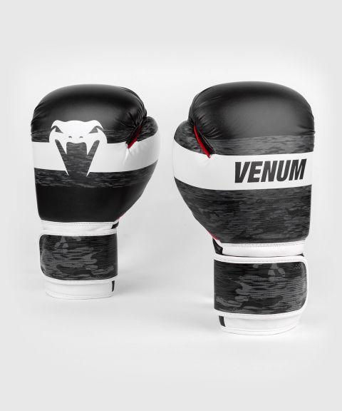 Guantes de boxeo Venum Bandit - Negro/Gris