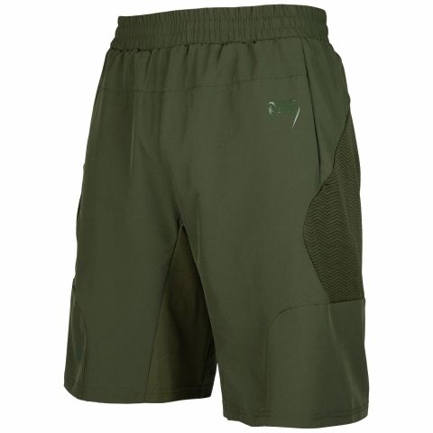 Venum G-Fit Training Shorts - Khaki