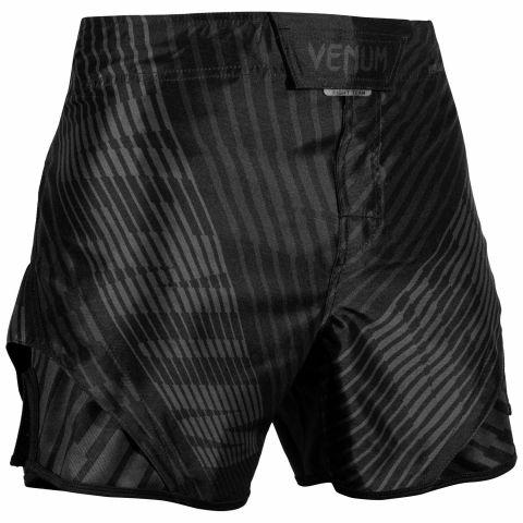 Pantaloncini da combattimento Venum Plasma - Nero/Nero