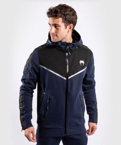 Sweatshirt Venum Laser EVO - Navy/Silver