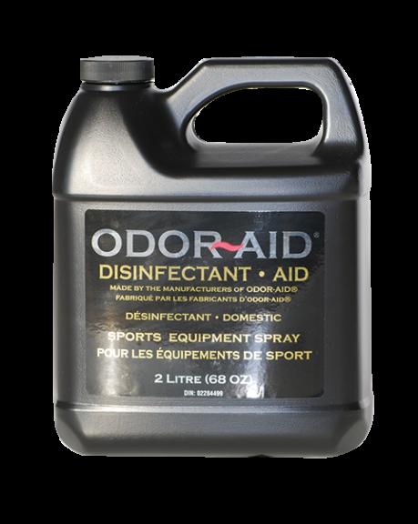 "Odor Aid Ontsmettingsmiddel ""Sport Spray"" Navulling - 2 liter"