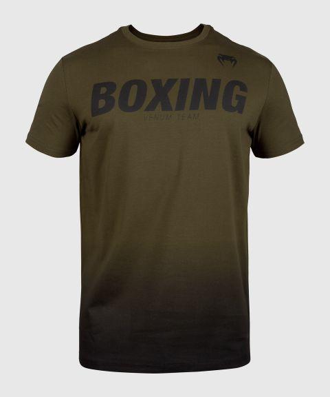 T-shirt Venum Boxing VT - Kaki/Noir