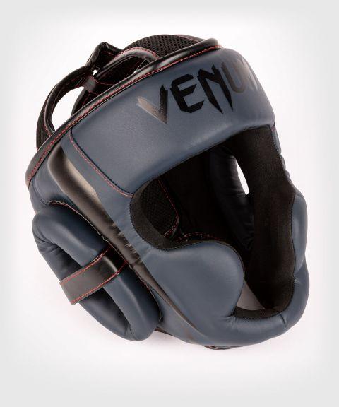 Venum Elite Kopfschutz -  Marineblau/Schwarz-Rot