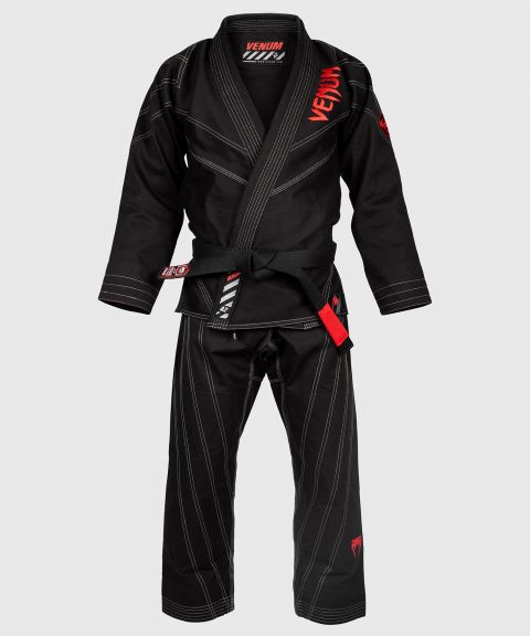 BJJ Gi Venum Power 2.0 Light - Schwarz