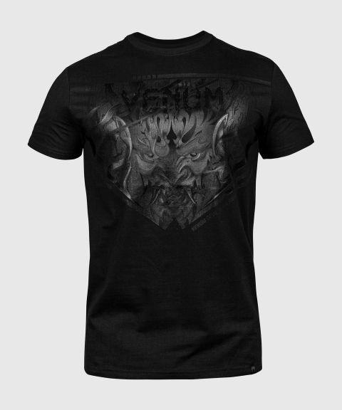 T-shirt Venum Devil - Nera/Nera
