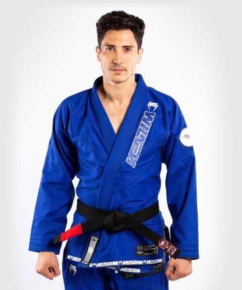 Kimono Venum Elite 3.0 Light BJJ - Blu