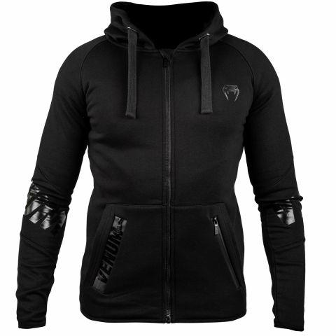Venum Contender 3.0 Hoodie - Black/Black