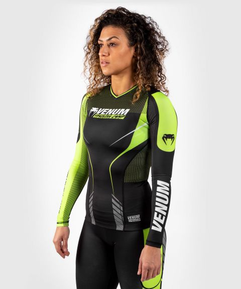 Venum Training Camp 3.0 Langarm Rashguard – Damen