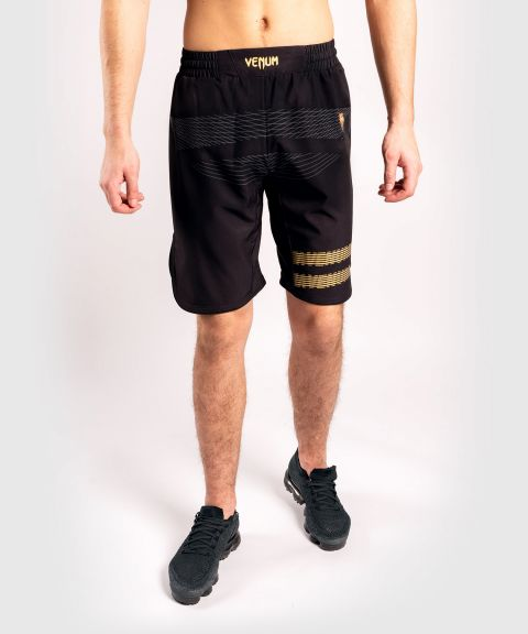 Venum Club 182 Trainingsshort - Zwart/Goud