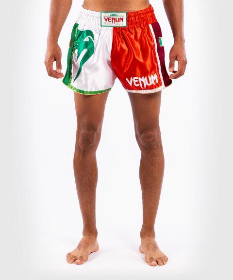Pantalones cortos Venum MT Flags Muay Thai - Italia