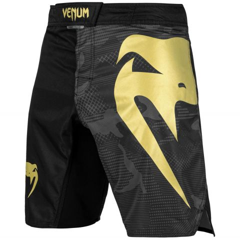 Pantaloncini MMA Venum Light 3.0 - Oro/Nero