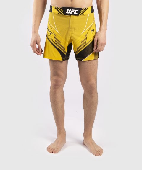 UFC Venum Pro Line Men's Shorts - Yellow