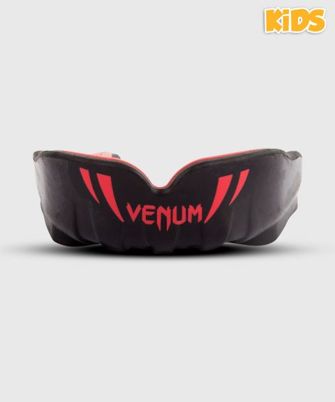 Venum Challenger Kids-Gebitsbeschermer - Zwart/Rood