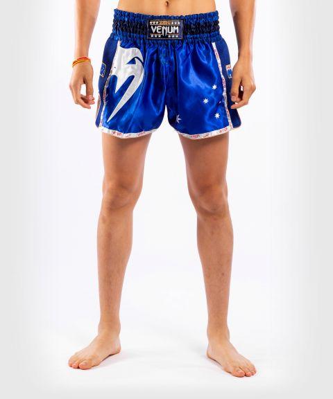 Pantalones cortos Venum MT Flags Muay Thai - Australia