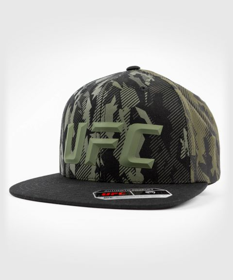 Casquette UFC Venum Authentic Fight Week - Kaki