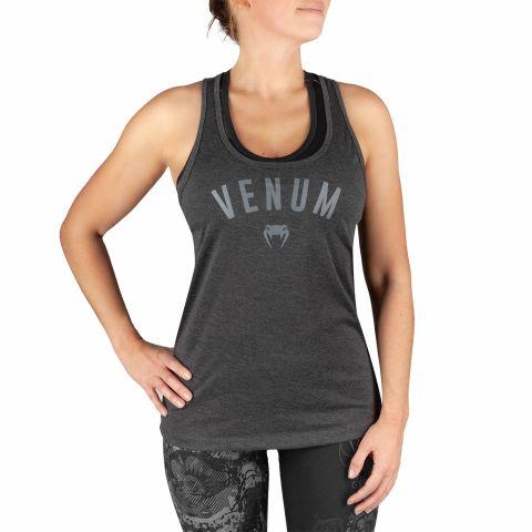 Camiseta de tirantes Mujer Venum Classic - Gris Ceniza Obscuro