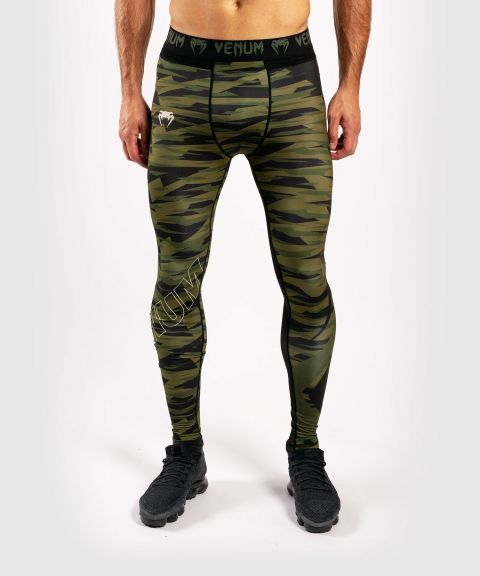 Venum Contender 5.0-legging - Kakicamouflage