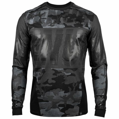 Venum Tactical T-shirt - Long Sleeves - Urban Camo/Black/Black