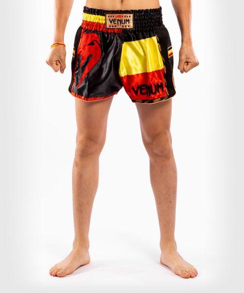 Pantalones cortos Venum MT Flags Muay Thai - Alemania