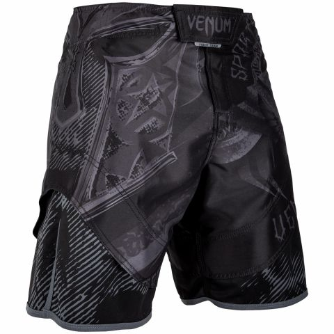 Fightshort Venum Gladiator 3.0 - Noir/Noir - Exclusivité