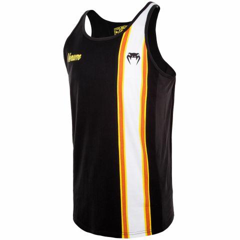 Camiseta sin Mangas Venum Cutback - Negro/Amarillo
