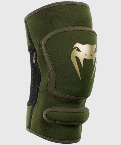 Venum Kontact Evo Knee Pad - Khaki/Gold