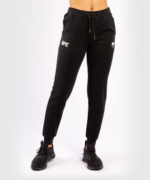 Pantalon de Jogging Femme UFC Venum Replica - Noir