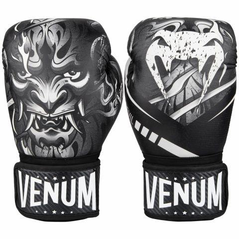 Guantoni da boxe Devil Venum - Bianco/Nero