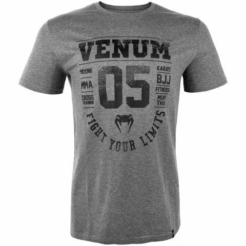 Venum Origins T-Shirt - Heidegrau